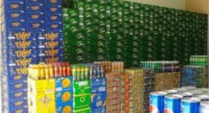 Đại lý bia nước ngọt tại TPHCM