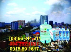 Đại lý nước uống tinh khiết Ion Life quận 4