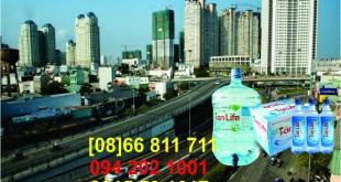Đại lý nước uống tinh khiết Ion Life quận Bình Thạnh