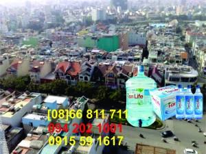 Đại lý nước uống tinh khiết Ion Life quận Phú Nhuận