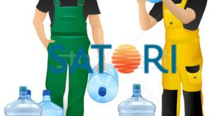 Đại lý nước uống Satori