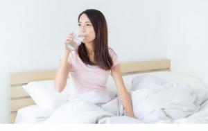 Ưu điểm việc uống nước vào buổi sáng