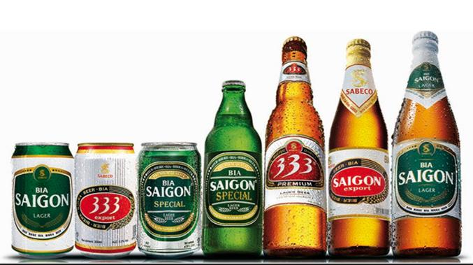 Bia Sài Gòn, 333