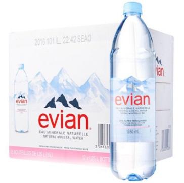 Evian 1,25L