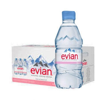 Thùng Evian 330ml