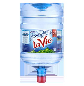 Đại lý nước uống đóng bình 20l