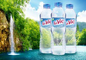 Nước uống đóng chai đóng bình LaVie