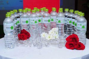 Nước uống đóng chai Dasani