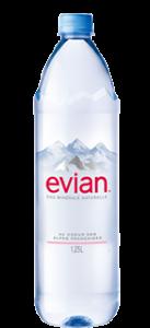 Nước Evian 1,25L