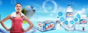 Nước LaVie có hàm lượng khoáng chất tốt cho sức khỏe