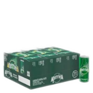 Nước Perrier lon 250ml