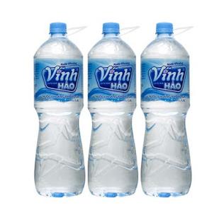 Nước Vĩnh Hảo 1,5 lít