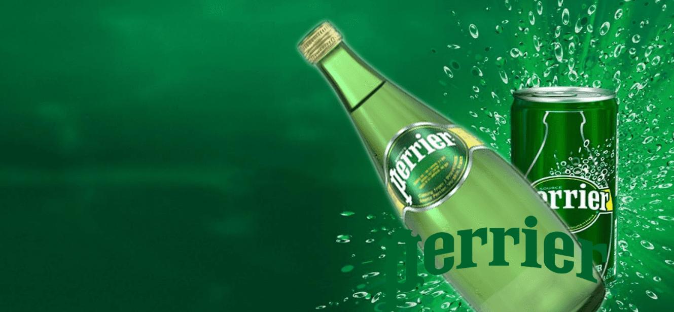 Nước khoáng có gas Perrier