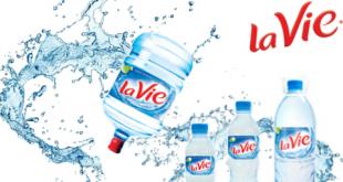 Phân phối nước khoáng LaVie quận 3