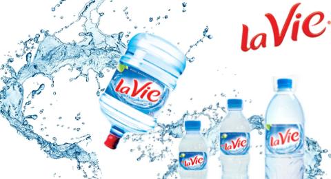 Nhà phân phối nước khoáng LaVie