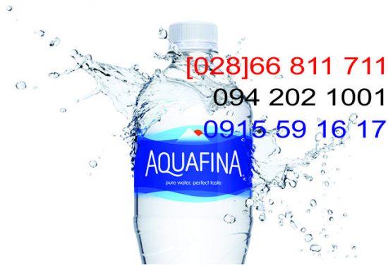 Nước uống đóng chai Aquafina