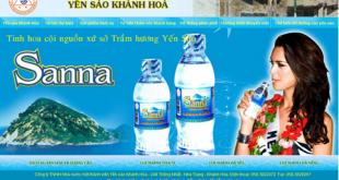 Nước suối chai nhỏ giá rẻ