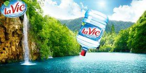 Phân phối nước khoáng LaVie quận 2