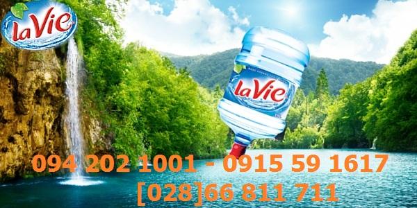 Nước khoáng LaVie quận Thủ Đức, Tân Bình