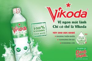 Nước uống tinh khiết Vikoda