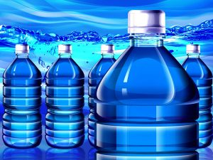Nước uống đóng bình đóng chai