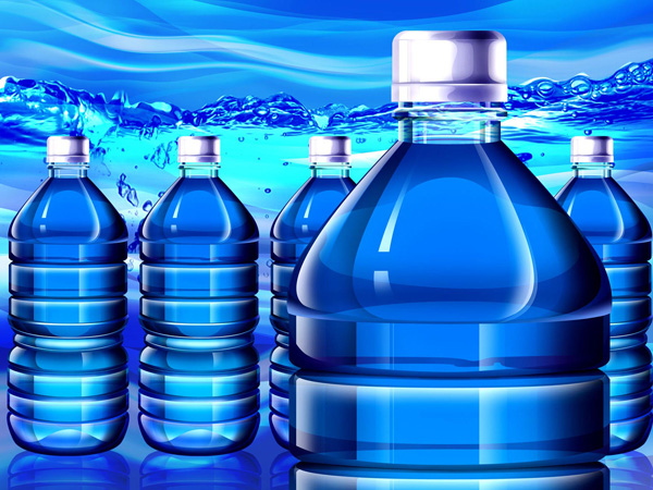 Nước uống đóng chai đóng bình