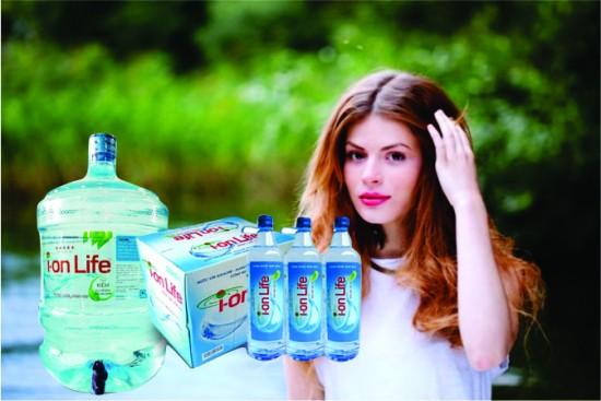 Nước uống ION LIFE – Đem đến tận nhà người tiêu dùng