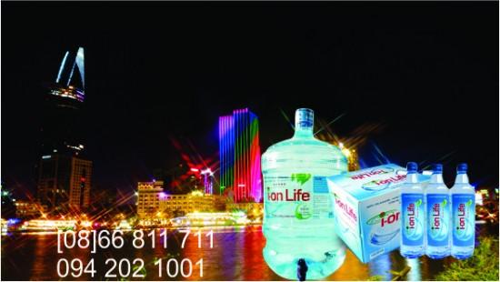 Nước uống Ion Life Quận 1 – Giao hàng nhanh phục vụ tốt
