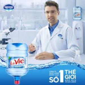 Nestlé nhà sản xuất nước LaVie tại Việt Nam