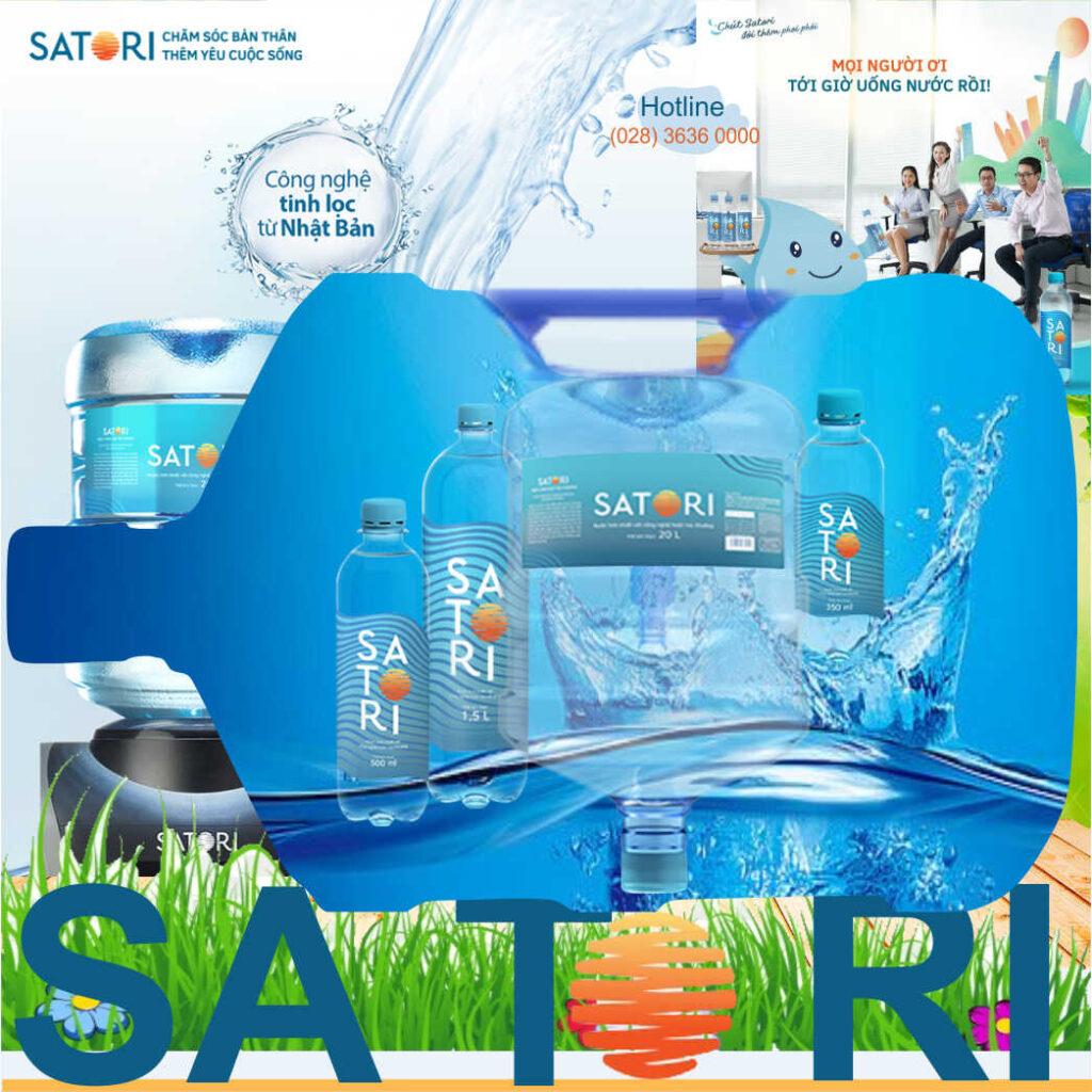 Nước uống Satori