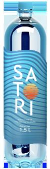 Nước suối Satori 1,5l (1500ml)