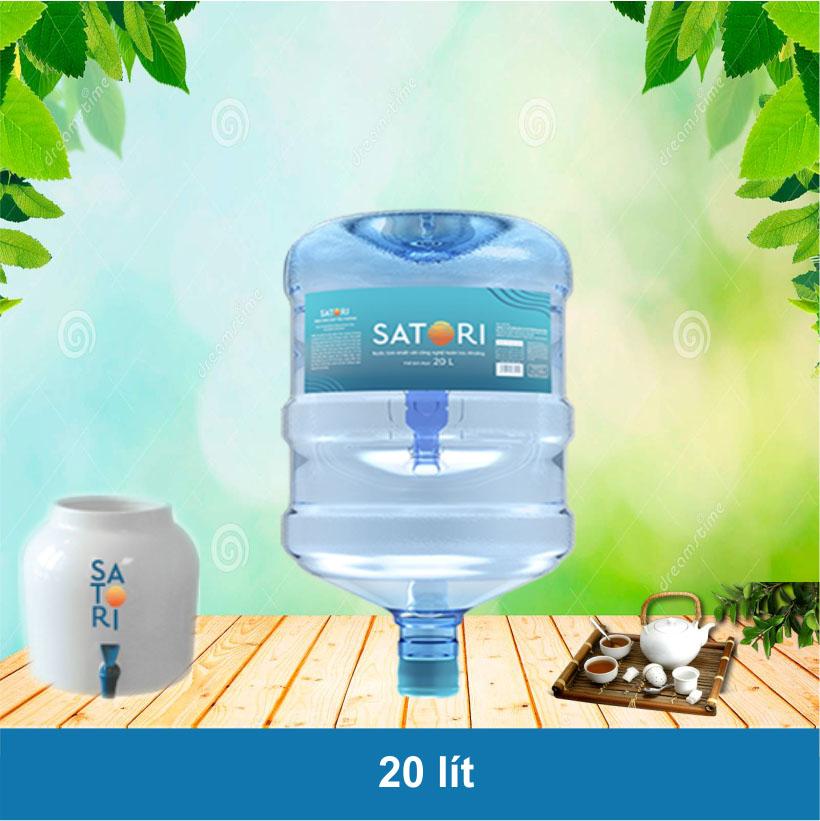Đại lý nước uống SATORI quận Thủ Đức