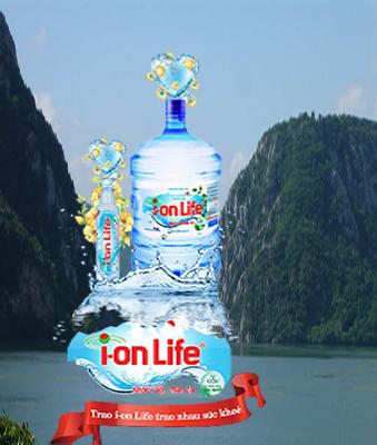 Đại lý giao NƯỚC ION LIFE
