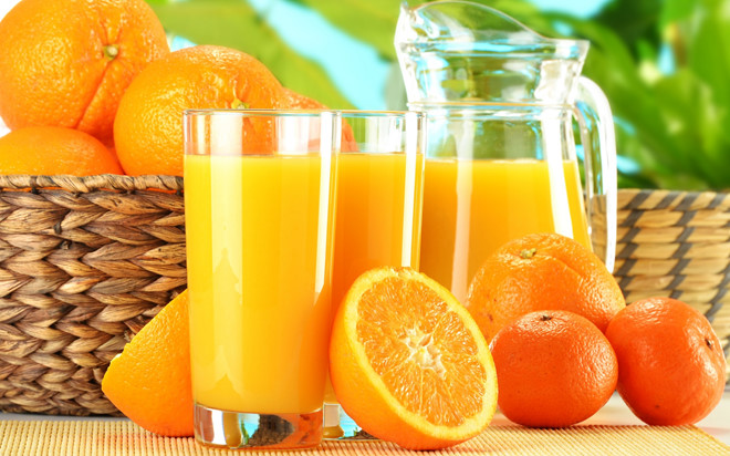 Uống nước cam như thế nào là có lợi cho cơ thể