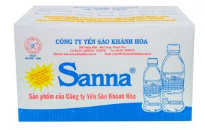 Nước suối giá rẻ Sanna